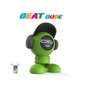 iDance Wireless Bluetooth Speaker Beat Dude Green