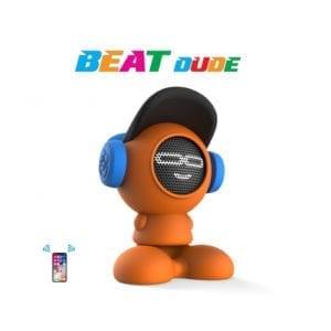 iDance Wireless Bluetooth Speaker Beat Dude Orange