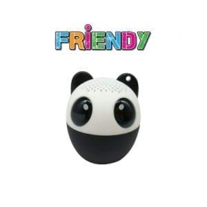 iDance Wireless Bluetooth Speaker Friendy Panda