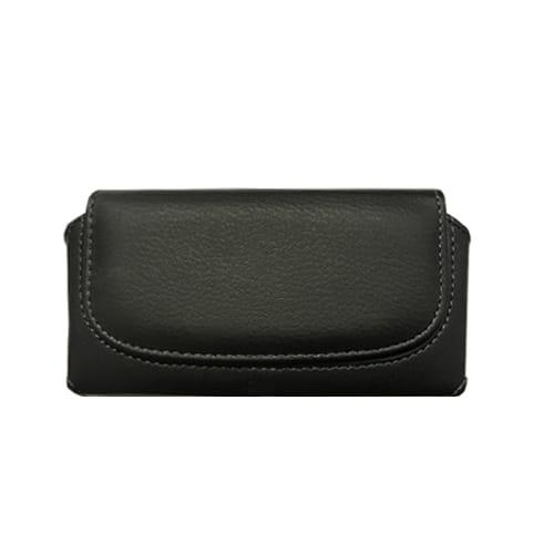 iNcentive Belt & Holster case 5.5 inch universal black riem hoes binnenmaat: 157 x 80 x 16 mm