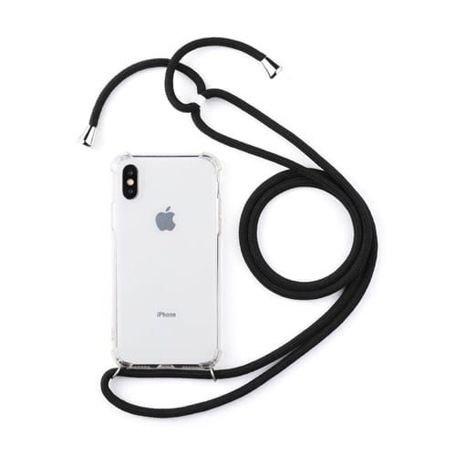iNcentive Corded Protect Case iPhone X - XS clear