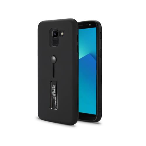 iNcentive Dual Layer Hybrid Case Galaxy J6 plus 2018 J610 black