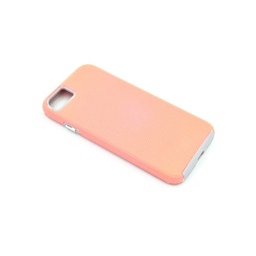 iNcentive Dual Layer Rugged Case iPhone XR rose gold