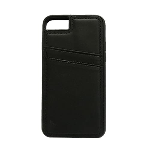 iNcentive Leather Card Slot Case Galaxy S8 plus black