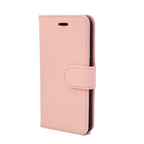 iNcentive PU Wallet Deluxe iPhone 5 - 5S - SE pink blossom