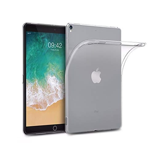 iNcentive Silicon case iPad Air clear
