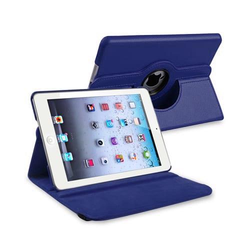iPad Air 2 Cover Stand 360 dark blue