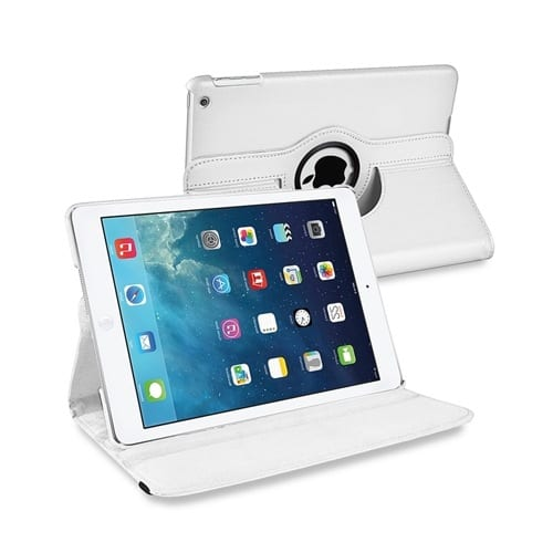 iPad Air Cover Stand 360 white