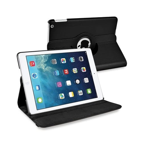 iPad Mini 4 / 5 Cover Stand 360 black