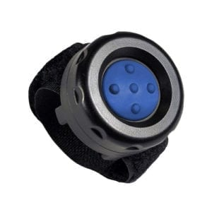 Bluetooth Mini PTT button for Apple (iOS) only