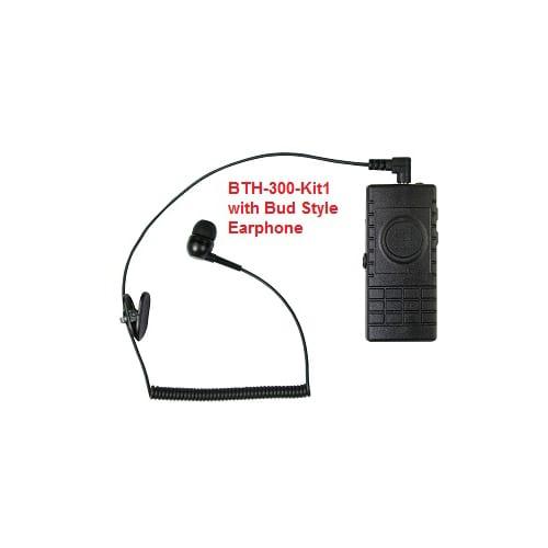 Kit 1 BTH-300-KU Wireless Lapel Mic / Headset (Android/iOS) WAVE Cloud