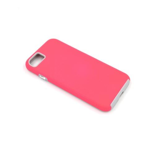 iNcentive Dual Layer Rugged Case iPhone X / XS fuchsia