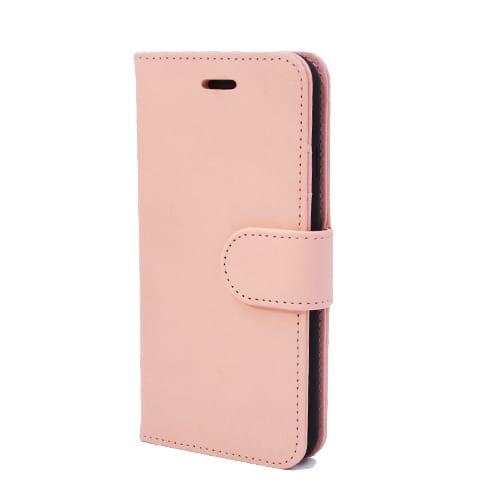 iNcentive PU Wallet Deluxe Galaxy J6 2018 pink blossom EOL Model : OP=OP