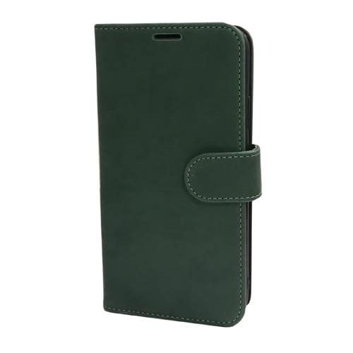iNcentive PU Wallet Deluxe iPhone 11 dark green