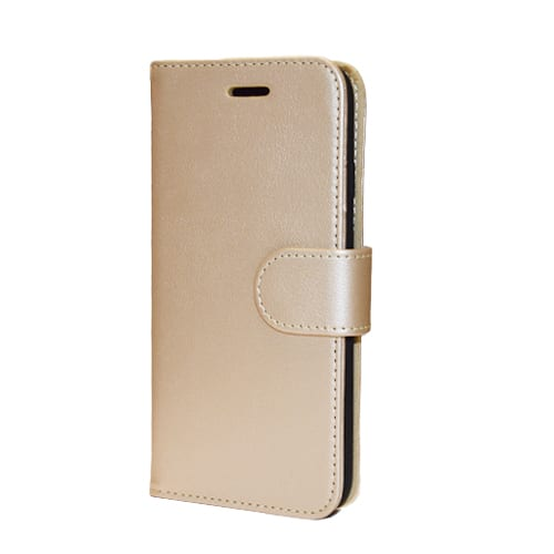 iNcentive PU Wallet Deluxe Ascend P Smart 2019 champagne gold EOL Model : OP=OP