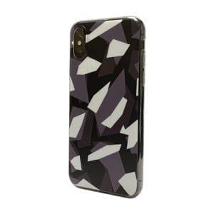 iNcentive Trendy Fashion Cover Galaxy A20e Army Grey / Legerprint / Commando / Army Print