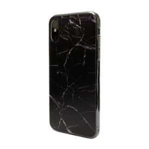 iNcentive Trendy Fashion Cover Galaxy A50 Marble Black / Marmer Zwart/  Marmer Black