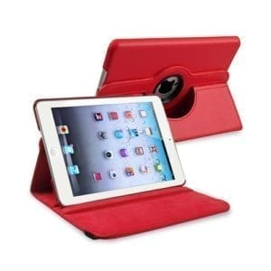iPad 2017 / 2018 Cover Stand 360 red